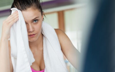 'Does more sweating mean I'm losing more weight?'